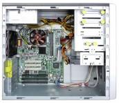 3 ISA Slot PC Inside