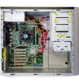 6 PCI Slot Inside