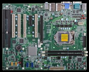 2 ISA Slot Motherboard