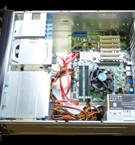 6 PCI Slot 4U Inside
