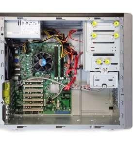 7x PCI Slot PC Interior