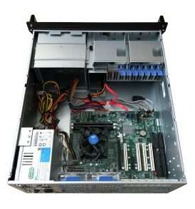 2 ISA System in 4U Chassis