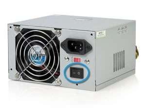 ATX Power Supply with Switch